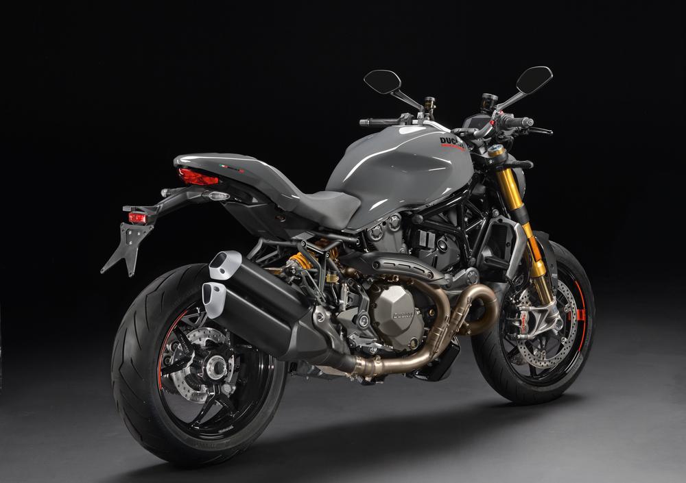 Ducati Monster 1200 S (2017 - 20) (3)