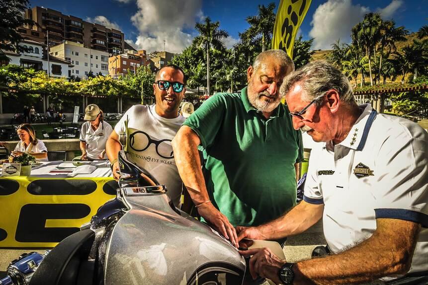 Queens' Cavalcade Canarias 2016. Part #1, il Viaggio (3)