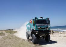 Iveco si aggiudica la Dakar 2012