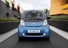 Peugeot iOn Access