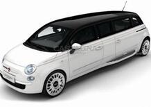 Carrozzeria Castagna: 500 Limousine