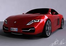 Genesi: la coupé sportiva immaginata da Marco Schembri