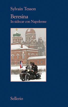 La copertina del libro di Sylvain Tesson