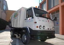 Presentato il primo camioncino alimentato ad ammoniaca