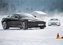 Aston Martin On Ice 2012: record di partecipazione