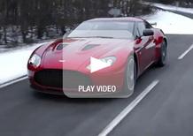 Aston Martin V12 Zagato: video ufficiale