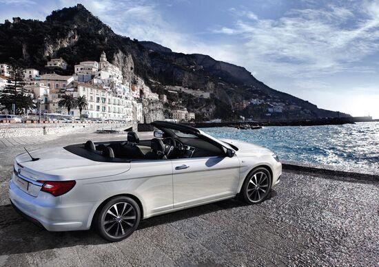 Lancia Flavia Cabrio: a Ginevra la versione di serie