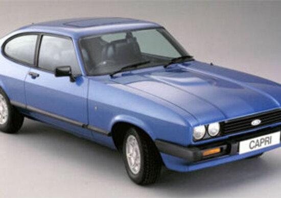 Ford Capri: La macchina che ti eri sempre promesso!