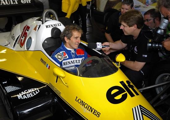 Alain Prost, il professore: freddo, analitico e intelligente