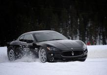 Master Maserati Ice & Snow 2012
