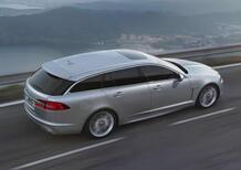 Jaguar XF Sportbrake: immagini e informazioni ufficiali
