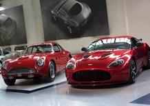 Aston Martin V12 Zagato: presentata ufficialmente