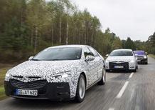 Opel: offensiva nel 2017 con 7 nuovi modelli