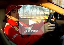 Ferrari F12berlinetta: nuovi video ufficiali ne mostrano lo sviluppo