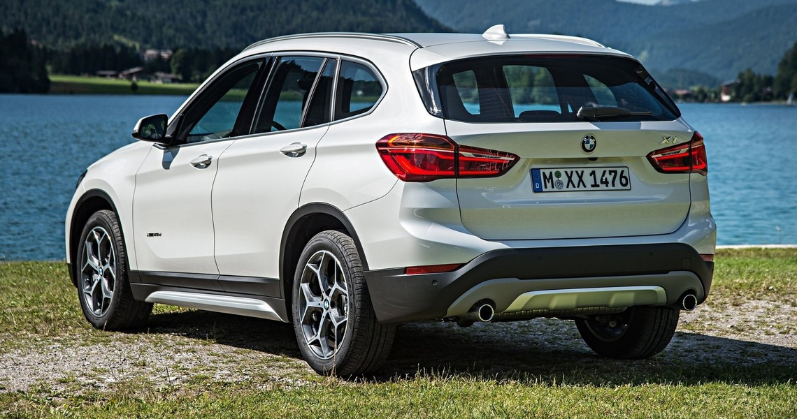 BMW X1 sDrive20i Advantage (3)