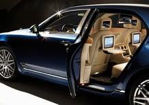 Bentley Mulsanne: a Ginevra due pacchetti dedicati