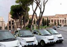 smart auto ufficiale della XVIII Maratona di Roma