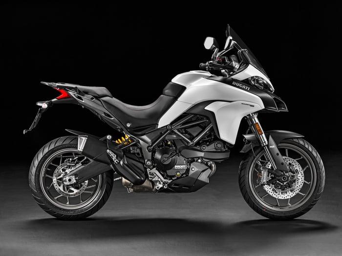Ducati Multistrada 950 ad EICMA 2016