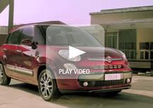 Fiat 500L: un  nuovo video ufficiale la illustra a 360°