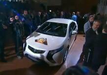Car of the Year 2012: ha vinto l'Opel Ampera