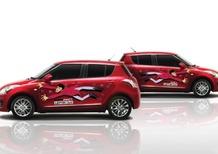 Suzuki: un concorso dedicato alla Swift Lupin