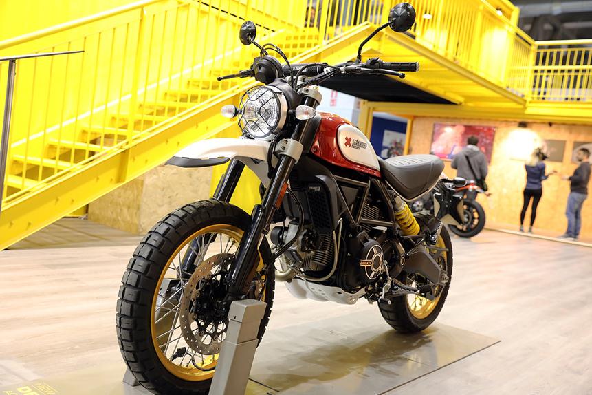 Ducati scrambler anni 70 prezzo idea di immagine del for Fazeritalia forum