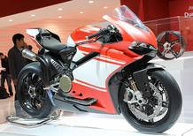 Ducati Superleggera 1299 ad EICMA 2016: foto e dati