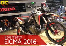 Honda a Eicma 2016 con diversi concept: il video