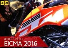 KTM Duke 125 2017: Il video