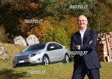 Chevrolet Volt: consegnato il primo esemplare in Europa