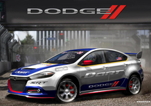 Dodge Dart: con Travis Pastrana  al Rallycross Championship