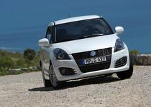 Swift Sport a GPL nel Suzuki Rally Cup 2012