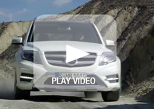 Mercedes-Benz GLK restyling: il video ufficiale