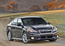 Subaru Legacy: a New York il restyling