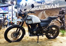 Royal Enfield ad EICMA 2016