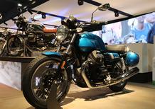 Moto Guzzi V7 III a Eicma 2016. Foto e caratteristiche