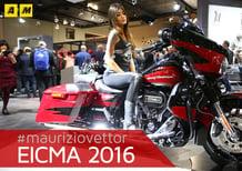 Harley-Davidson CVO Street Glide a Eicma: il video