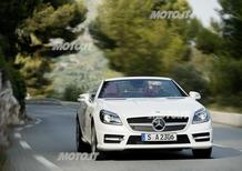 Mercedes-Benz SLK 250 CDI: debutta sul mercato italiano