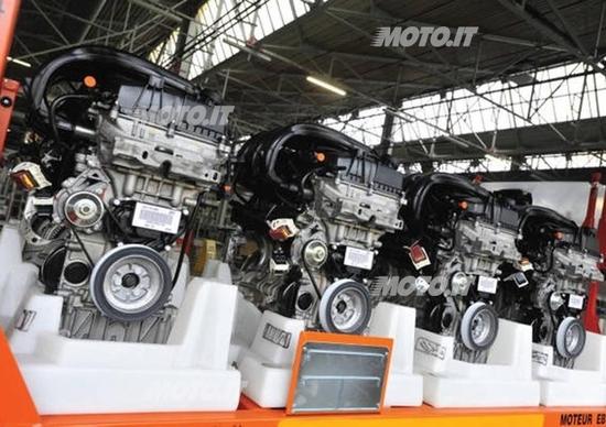 PSA e Ford: rivisti gli accordi sui propulsori