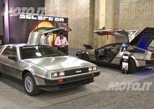 DeLorean: dal 2013 una versione elettrica