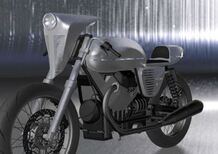 "Moto Guzzi V7 II ""Mercurio"", da IED Milano (Video)"