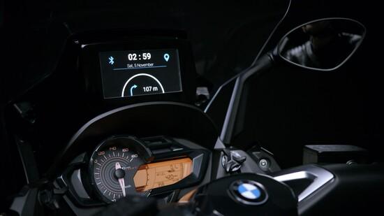 Samsung presenta a EICMA lo Smart Windshield