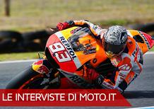 Carlo Fiorani, Honda: Anche Marquez fa sviluppo
