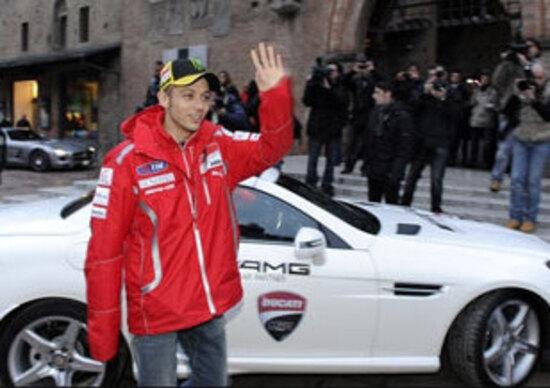 Mercedes: AMG stacca la spina da Ducati