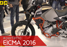 SWM SuperDual 650, SM125R, RS125R a Eicma 2016: video