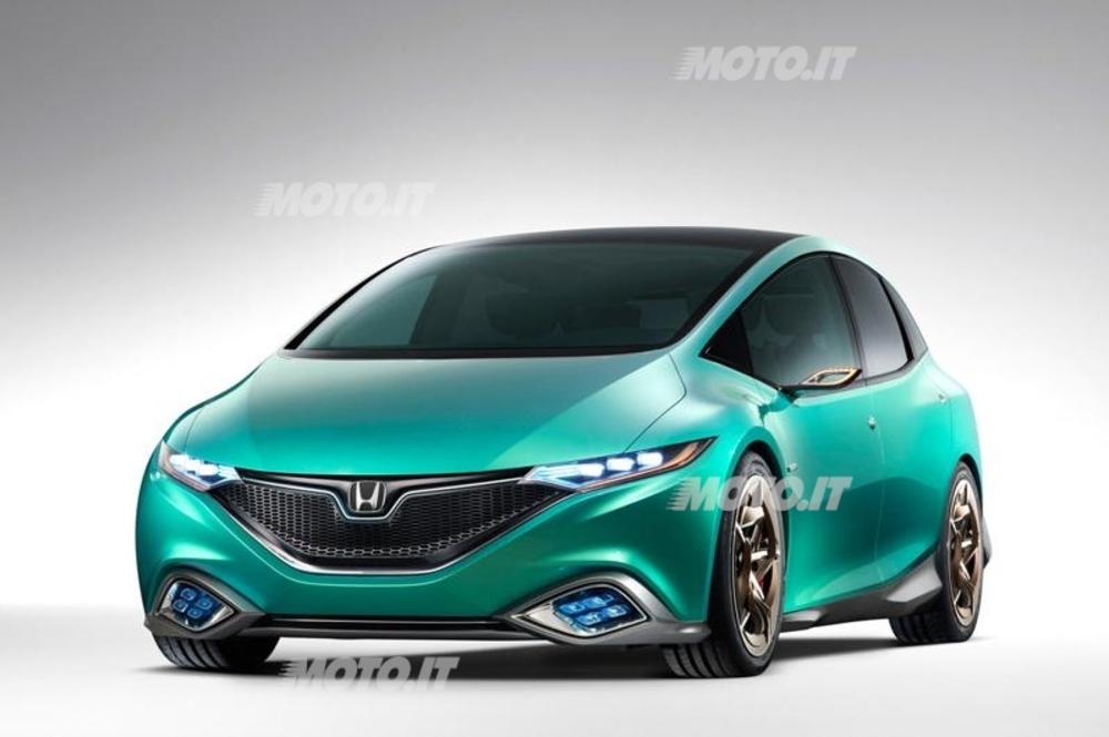 Honda S Concept News Automoto