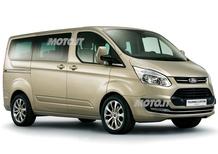 Ford Tourneo Custom: tutte le informazioni ufficiali