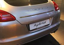 Porsche: nel futuro sempre più ibridi plug-in