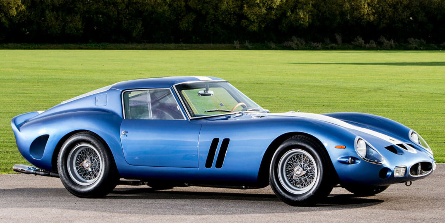 ferrari 250 gto in vendita a 51 milioni di euro news. Black Bedroom Furniture Sets. Home Design Ideas
