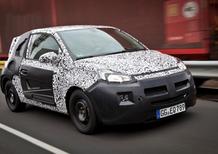 Opel Adam: si chiamerà così la nuova citycar tedesca